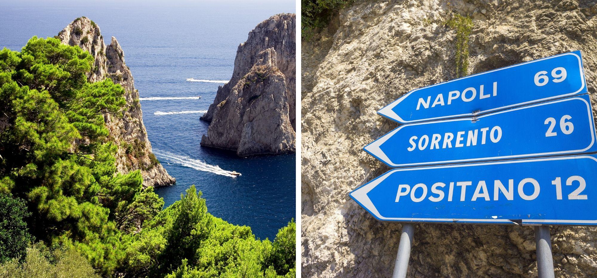 Neapol jest swietną bazą wypadową na południe Włoch