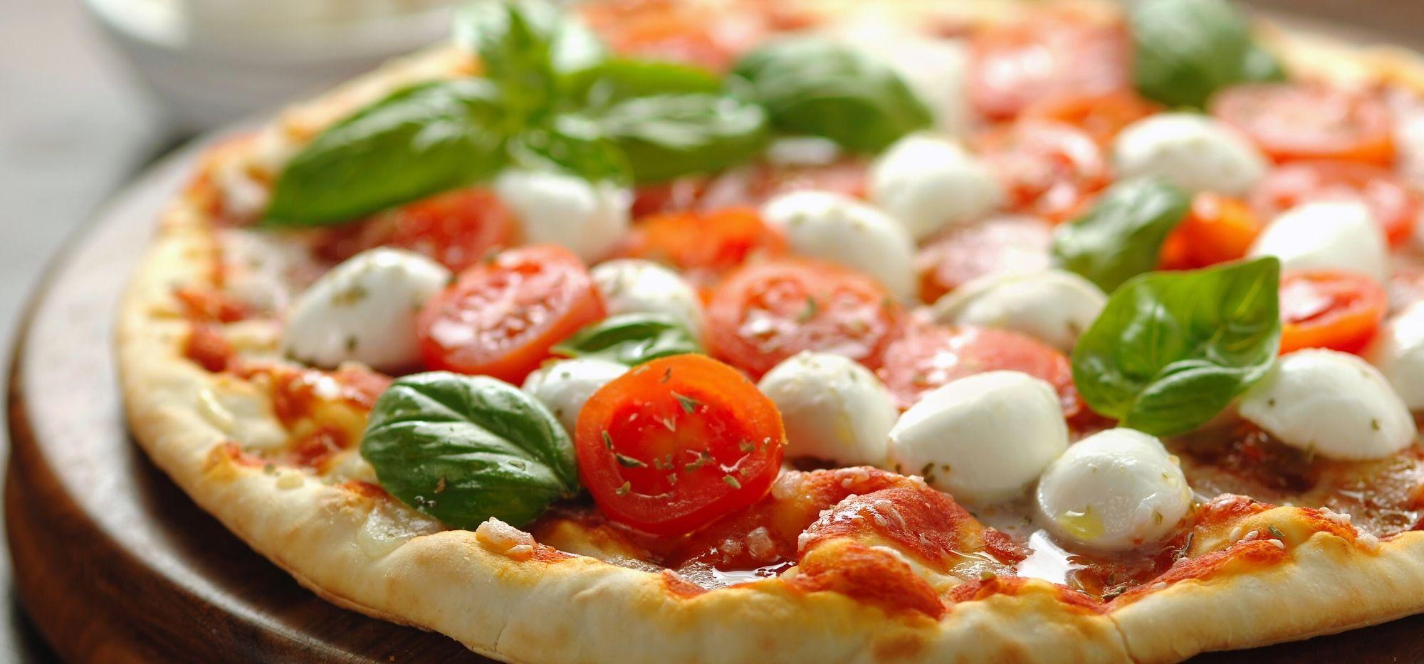 Neapolitańska pizza