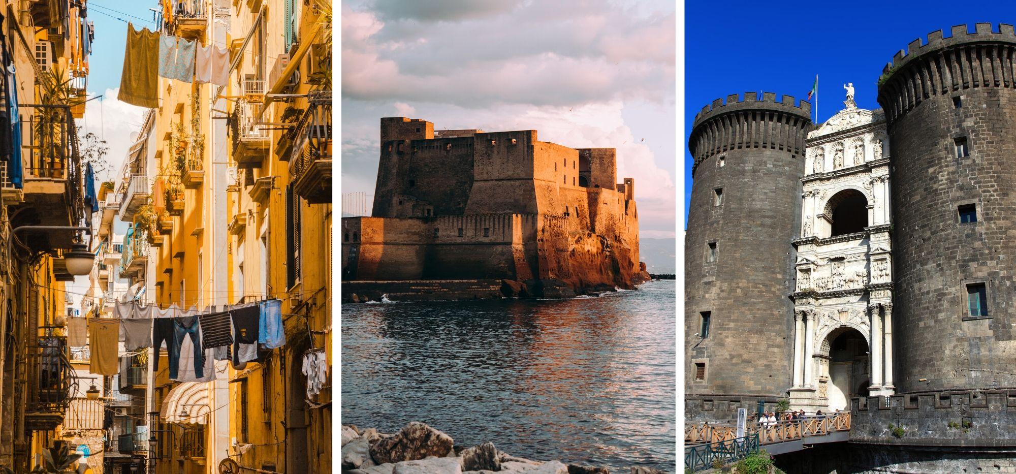 Zabytki Neapolu