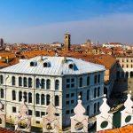 City Break Wenecja - widok z tarasu widokowego Fondaco dei Tedeschi