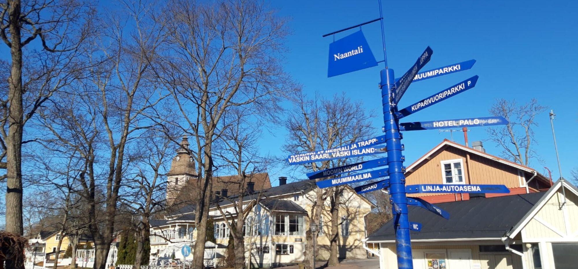 Finlandia Naantali