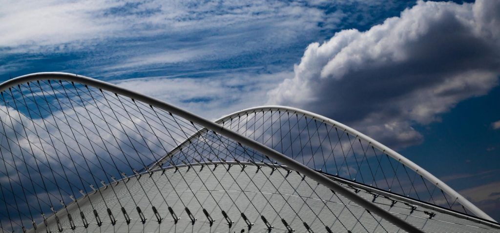 Santiago Calatrava - Stadion Olimpijski w Atenach