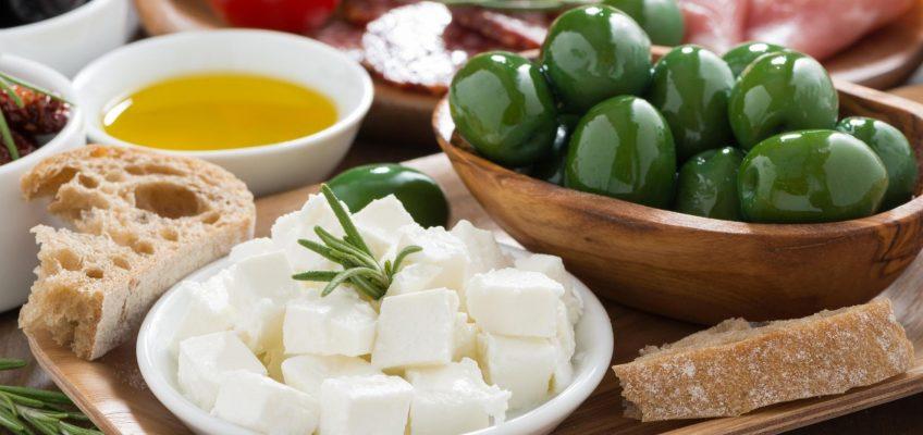 Kilka słów o greckiej kuchni