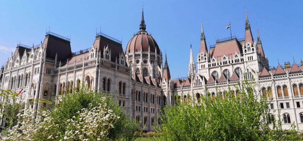 TOP 5 Budapeszt - Parlament w Budapeszcie