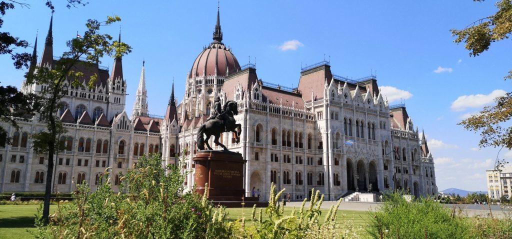 TOP 5 Budapeszt - Parlament