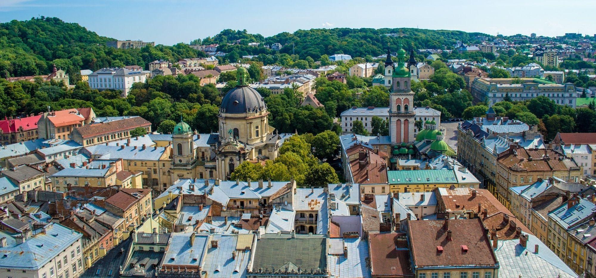 Barokowy Kościół Bożego Ciała we Lwowie