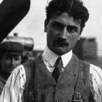 Lotnik Roland Garros został patronem słynnych kortów