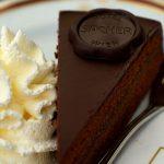Tort Sachera z wiedeńskiej Cafe Sacher