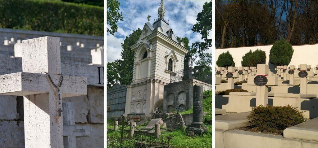 Najciekawsze zabytkowe cmentarze