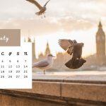 Kartka z kalendarza - Bulwary nad Tamizą