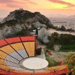 Wzgórze Likavitos w Atenach