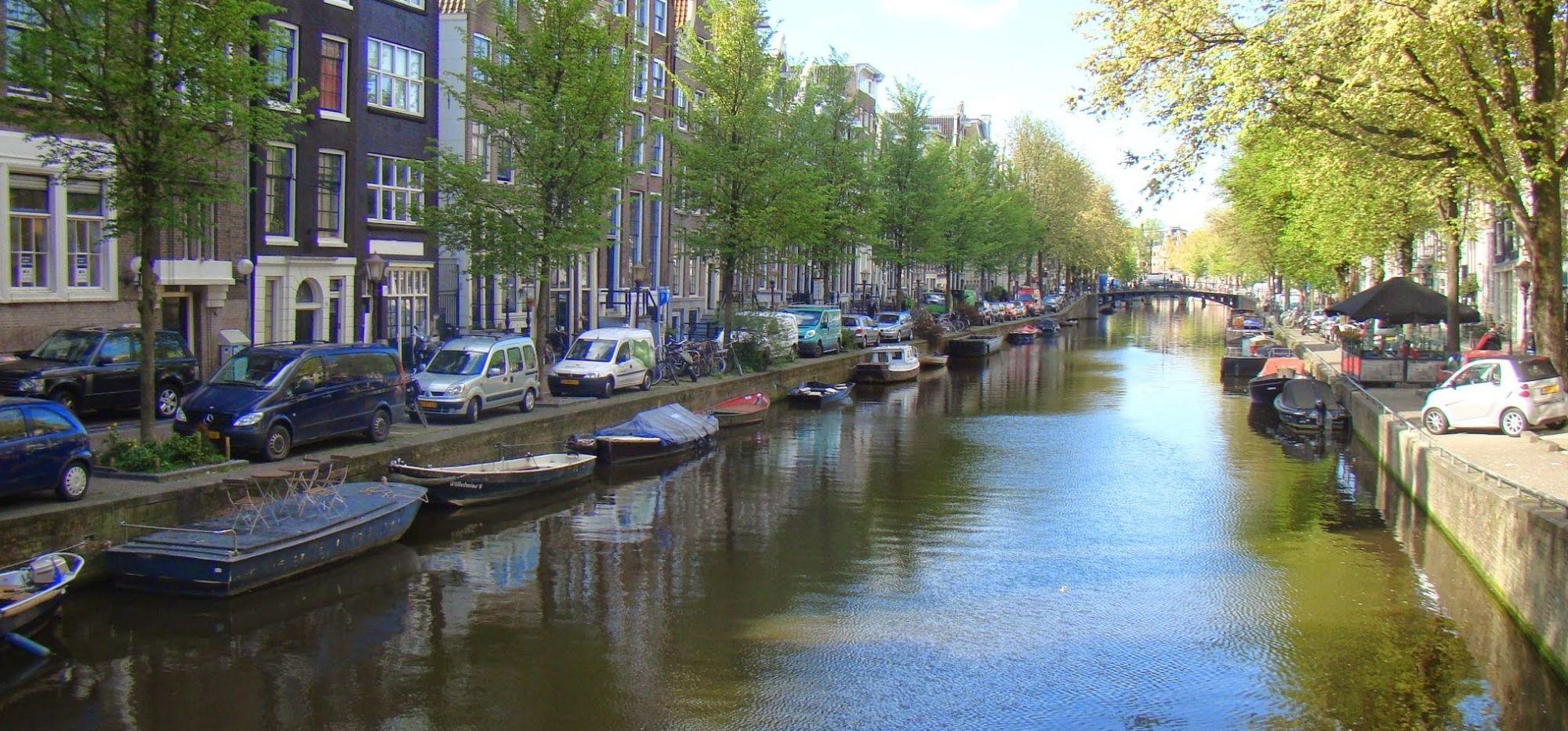 Amsterdam. Port wielki jak świat