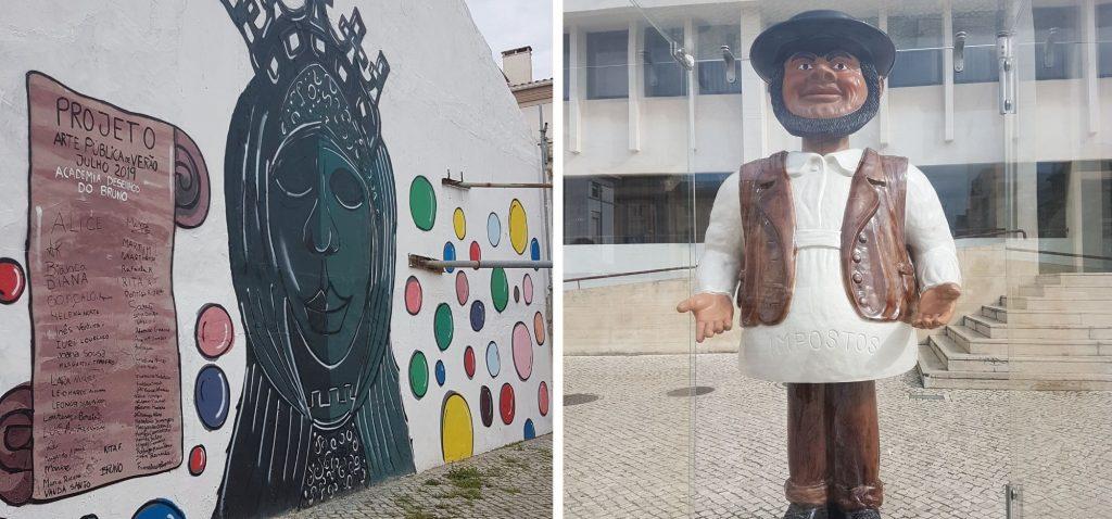 Caldas da Rainha - środkowa Portugalia
