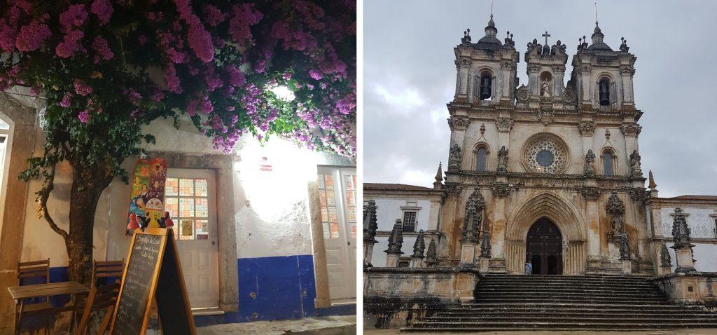 Óbidos i Alcobaca
