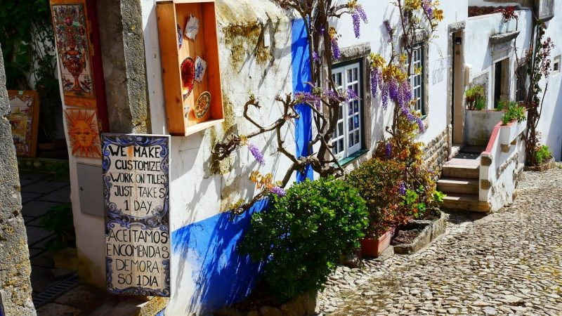 Óbidos, Fatima, Alcobaça… Najpiękniejsze miasteczka środkowej Portugalii