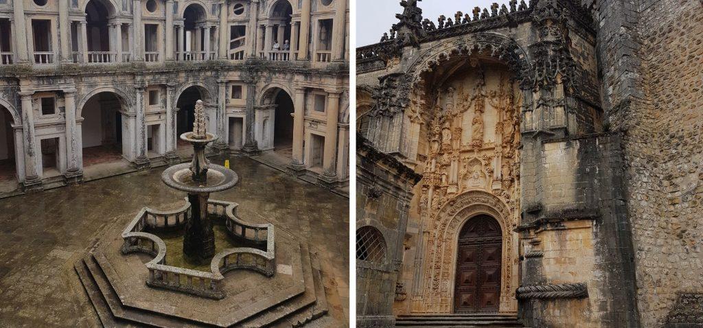 Klasztor w Tomar