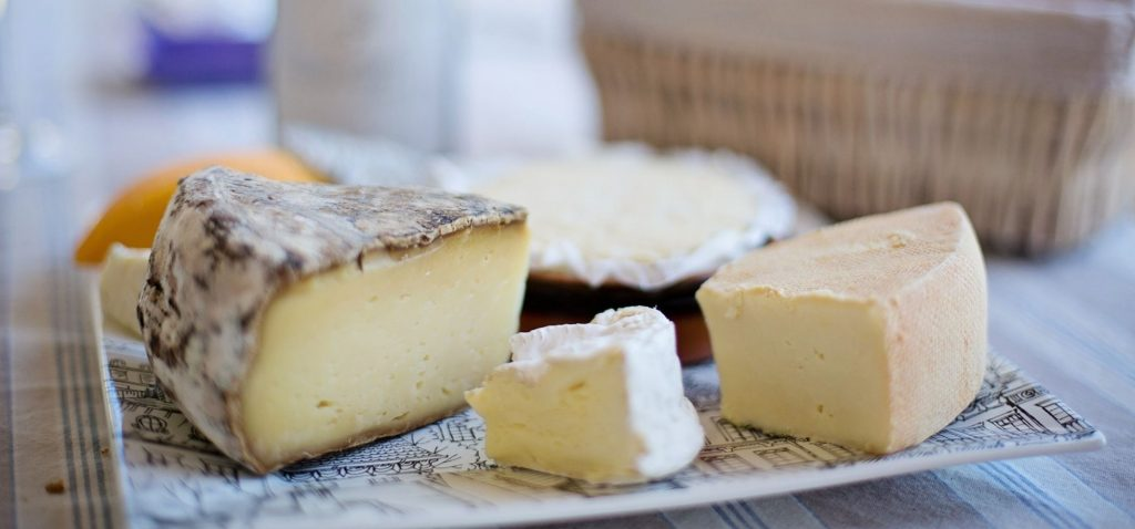 Język francuski - ciekawostki - camembert