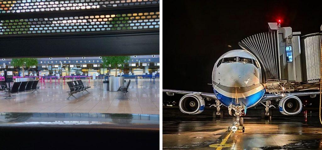Szymon Wolan: samoloty i lotniska to moja pasja!