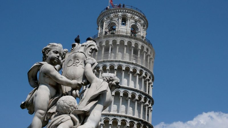 Nie tylko Krzywa Wieża. Plac Cudów w Pizie