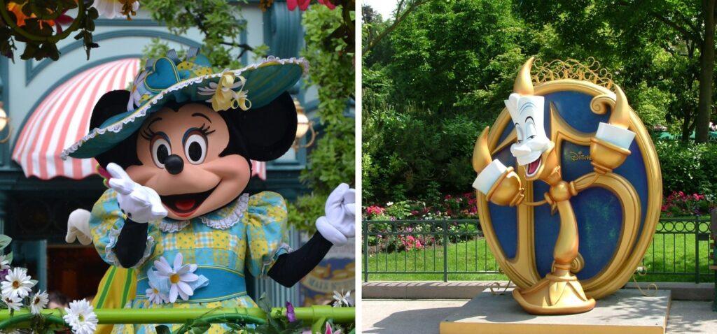 Disneyland Paris - dla dzieci i dorosłych