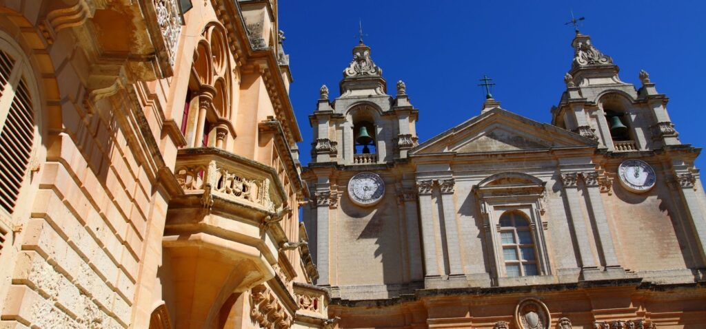 Mdina - Katedra św. Pawła