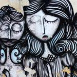 Nietypowe atrakcje Aten - mural Sonke
