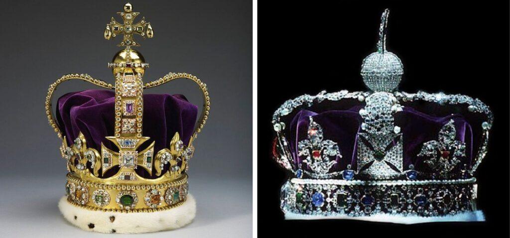 Brytyjskie korony