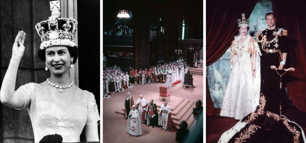 Koronacja królowej Elżbiety II