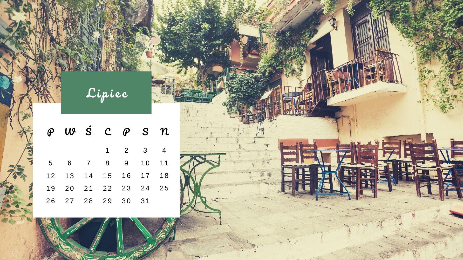 Kartka z kalendarza: Plaka