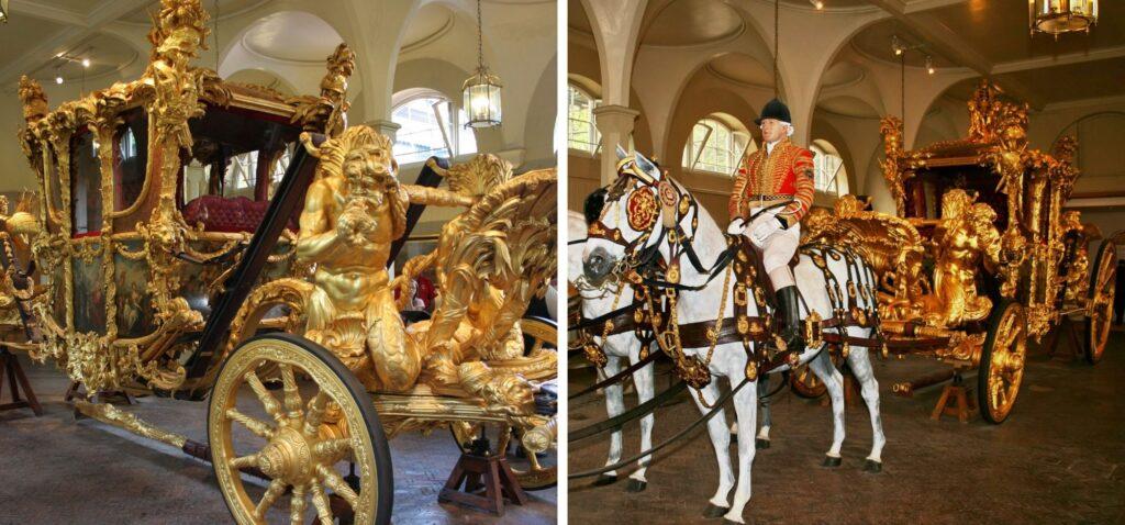 Złota Kareta - pojazd koronacyjny królowej