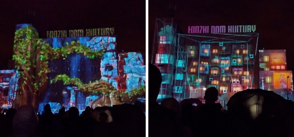 Light Move Festival - Łódzki Dom Kultury