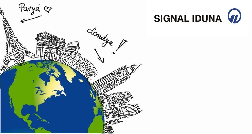 Signal Iduna Bezpieczne Podróże